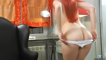 Fiery Redhead